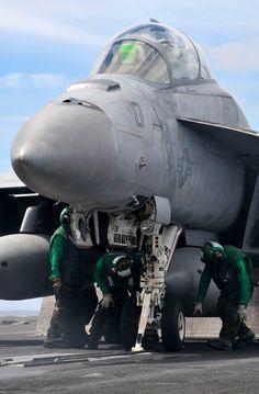 US Navy F/A 18 Super Hornet.