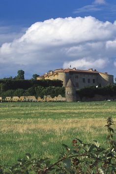 Of all the Chateaux in France none has been renovated and recreated in a more spectacular fashion than Chateau de Bagnols.