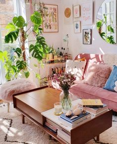 Bohemian Latest And Stylish Home decor Design And Life Style.- Bohemian Latest And Stylish Home decor Design And Life Style Ideas - Boho Living Room, Living Room Interior, Home And Living, Living Room Decor, Living Spaces, Apartment Bedroom Decor, Retro Living Rooms, Dog Spaces, Mid Century Modern Living Room