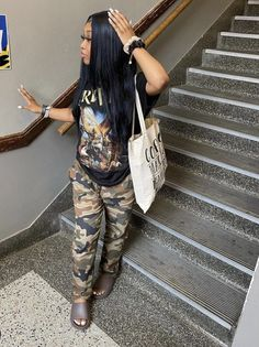 Boujee Outfits, Dope Outfits, Trendy Outfits, Fall Outfits, Fashion Outfits, Thick Girls Outfits, Teenage Girl Outfits, Black Girl Braided Hairstyles, Aesthetic Fashion