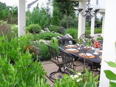 Landscape Design | Outdoor Living Room, Waterfeature, Landscape Design
