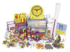 Getting Started with Manipulatives® Kindergarten Kit #Glimpse_by_TheFind