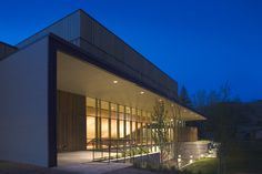 Jackson Hole Center for the Arts Performing Arts Pavilion,© Ron Johnson Photography