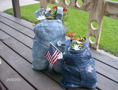 Overall Planters