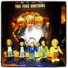 Day 27: Favorite Multi-Doctor Story: The Five Doctors