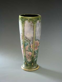 Art Nouveau Artists | Art Nouveau porcelain