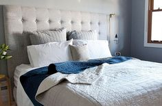 The Interiors Addict bedroom makeover competition with Heatherly Design