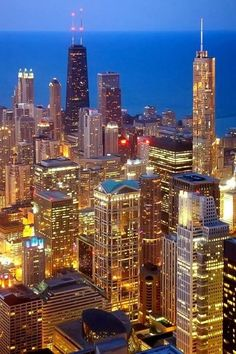 "Chicago ~ my ""other"" home!"