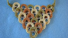 Ravelry: Crochet Covered Pop Tab Jewelry pattern by Donna Collinsworth