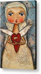Be Still My Foolish Heart Mixed Media by Patti Ballard - Be Still My Foolish Heart Fine Art Prints and Posters for Sale