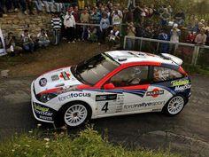 Sainz Focus WRC