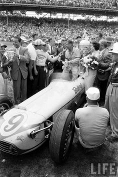 Sam Hanks relishes sweet victory at the Indy 500 after years of coming up short.