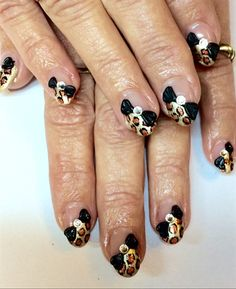 Love Leopard by janebaileynails from Nail Art Gallery
