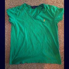 Ralph Lauren sport top Comfy and in great condition! Ralph Lauren Tops Tees - Short Sleeve