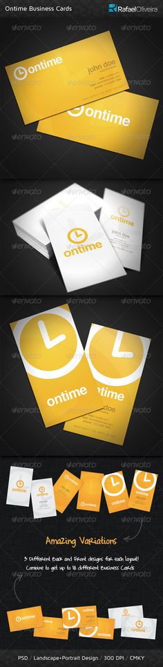 Ontime Business Card