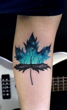Love the Idea here of an image within a unique design - however, I don't like the leaf. Leaves are for trees.