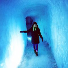 Into The Glacier // Iceland's Most Unique Attraction | Unlocking Kiki
