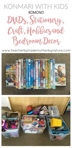 Best Room Organization Bedroom – Modern Home Family Organization Wall, Organization Hacks, Organizing Ideas, Declutter Your Home, Organizing Your Home, Konmari Method, Stationery Craft, Tidy Up, Cool Rooms
