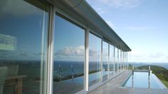 This house heats itself and has the best view of the West Coast! KiwiLiving.nz
