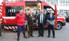 Elvas: Bombeiros locais contam com nova ambulância