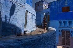 Un mundo por descubrir: Blue, Jodhpur. #India