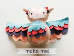 DIY  Make Your Own Owl