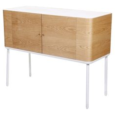 Pad Sideboard in White