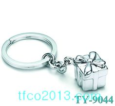 Tiffany and co Outlet Box Engagement Key Ring jewelry