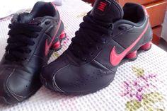 Nike Shox Feminino Preto