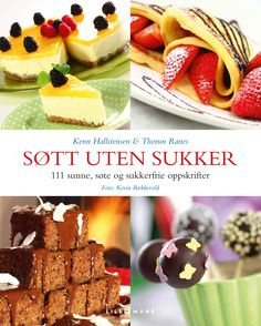 My Norwegian Sweet without Sugar Book