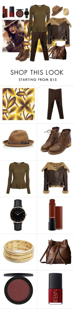 """November Expression  🦃"" by jbeb ❤ liked on Polyvore featuring Gucci, Barbisio, Balenciaga, Topshop, Nanette Lepore, Lodis and NARS Cosmetics"