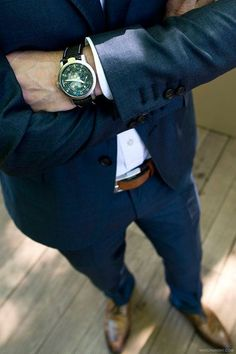 The Well-Dressed . Looks Style, Looks Cool, Men Looks, Gentleman Mode, Gentleman Style, Suit Up, Suit And Tie, Suit Pants, Slim Suit