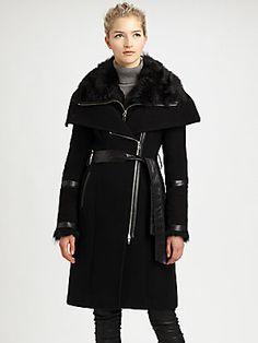 Mackage Asymmetrical-Zipper Jacket
