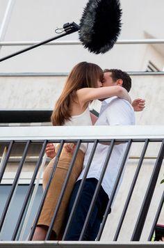 Le tournage de «Fifty Shades» est terminé. Après plusieurs mois ensemble, Dakota Johnson retourne aux…