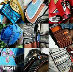 Xhosa Attire, African Fashion, Women's Fashion, African Traditional Dresses, African Design, Zulu, African Dress, Head Wraps, Beadwork