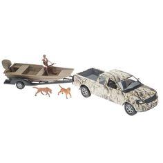 New-Ray Toys Wild Hunting Set