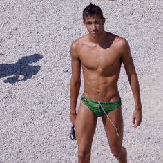cool green and I love the long string.....