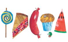 eric carle, the very hungry caterpillar, children's book, author study - via lesson plans and name brands
