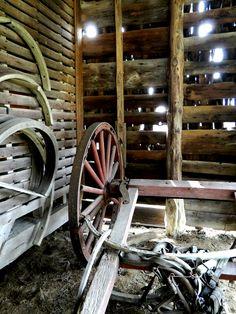 Inside Corn Crib | Vintage Corn Crib | Cribs, Barn, Home Decor