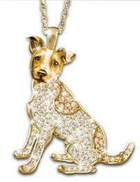 best in show Jack Russell Terrier pendant