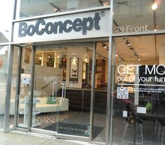 Visit our store in the City!   BoConcept Dumbo 79 Front Street (Between Main & Washington Streets) Brooklyn, NY 11201