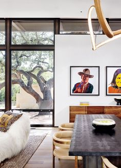 San Antonio House by Lake Flato Architects Exemplifies Indoor-Outdoor Living