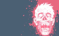 A great zombie wallpaper