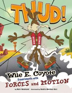 531 WEA - Wile E. Coyote's main goal is to finally catch Road Runner. Watch as he builds wild vehicles and traps to help him catch that bird. Will his experiments with forces and motion be successful? Or will his inventions blow up in his face?
