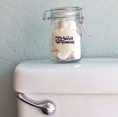 ∆ Baking Soda...Refresh Your Commode With DIY Toilet Fizzies