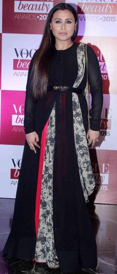 Rani mukherjee in sabyasachi.. i have seen her mostly in sabyasachi.