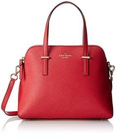 kate spade new york Cedar Street Maise Cross Body Bag,Dynasty Red,One Size