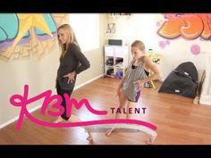 Autumn Miller teaches Choreography