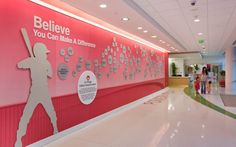 architecture, interior design, pediatric, healthcare, children's hospital, environmental graphics