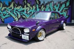 Bosozoku Style - Crazie tuned Car From Japan